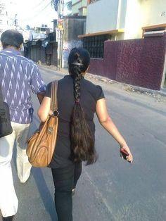 Long Hair Indian Girls, Indian Long Hair Braid, Open Hairstyles, Indian Hairstyles, Braided Hairstyles, Indian Actress Pics, Indian Actresses, Beautiful Braids, Beautiful Long Hair