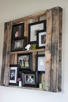pallets...cool idea!