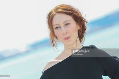 Roxane Duran attends 'Riviera' Photocall as part of MIPTV 2017 on April 3, 2017 in Cannes, France.