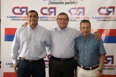 Cambio radical, comprometido en campaña de Aguirre
