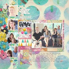 Fiddle Dee Dee Designs - Fuss Free: We Go Together1 Oscraps Collab - So Quirky Tracy Martin - SO Quirky Add-on Family title from Sara Gleason