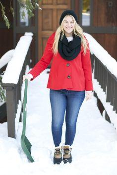 Britt+Whit| Red Snow