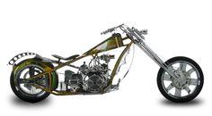 Orange County Choppers - #OCC - Dixie Chopper