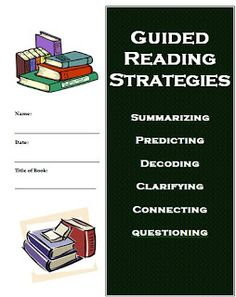 Guided Reading Freebies with the Common Core in Mind!