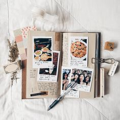 """65 Likes, 1 Comments - K E Q ! N 林珂沁 (@chermllelim) on Instagram: """"We write, to let beautiful moments linger ✍ . . . #midori #midoritravelersnotebook #travelsnote…"""""""