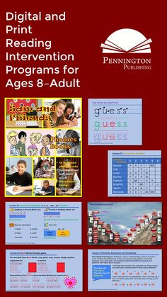 Check our the digital and print option Teaching Reading Strategies (Intervention Program) and download 2 free sample lessons of 178 Google Slides. Response To Intervention, Reading Assessment, Reading Intervention, Teaching Reading Strategies, Reading Resources, Reading Comprehension, Vocabulary Instruction, Academic Vocabulary, Teaching Vocabulary