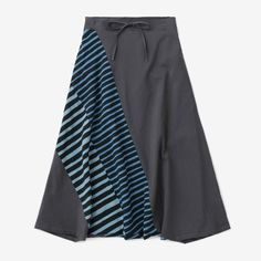 Fuji Harem Pants Stripes Muslin Wool : SOU • SOU US Online Store