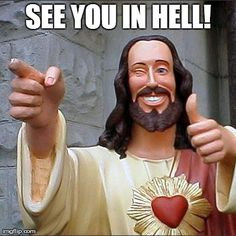 Buddy Christ - http://teddybooboo.com/the_walking_dead_buzz/buddy-christ-3