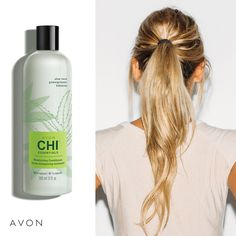 Have a great hair day, every day with Avon Chi Essentials - our new partner to bring you a unique blend of certified organic botanicals with aloe vera, pomegranate, hibiscus and other nutrient-rich ingredients. The Face Shop, Natural Glow, Natural Makeup, Chi Hair Products, Avon Products, Beauty Products, Conditioner, Hair Locks, Split Ends