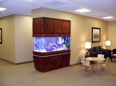 Beautiful Fish Tanks for Your Office Beautiful Home Office