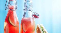Limonade pastèque gingembreVoir la recette de la Limonade pastèque gingembre >>
