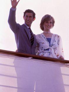 1 August 1981 on honeymoon in Gibraltar