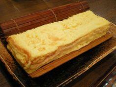 厚焼き玉子 thick omelet