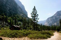 Go explore in the lesser-known #KingsCanyonNationalPark in #California #RoadTrip