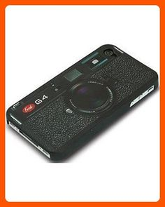RE COVER iPhone 4 & 4S Case - Camera - Little daily helpers (*Amazon Partner-Link)