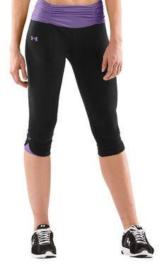 Under Armour - Women's Shatter II Capri Pants- my favorite workout pants!!!