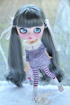 Irisme custom Blythe
