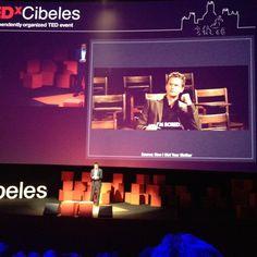 Megafan de Nikhil Goyal y su visión sobre la necesidad de una nueva forma de educar #tedxcibeles