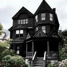 40 Gothic House Ideas ExteriorsVictorian