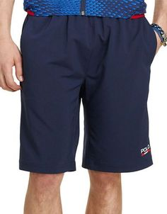 Polo Sport Solid Shorts Men's French Navy XX-Large