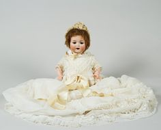 Baby doll No 996, made by Armand Marseille, Germany, 20th century