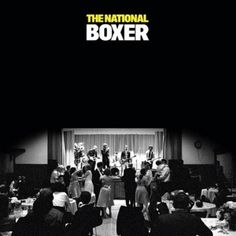 LP THE NATIONAL - BOXER