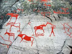 Alta petroglyphs - Nordic Bronze Age - Wikipedia, the free encyclopedia