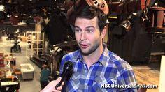 Taran Killam talks Zach Galifianakis and Kristen Wiig hosting Saturday Night Live May 4 and May 11, respectively.