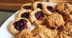 Deli-vegan cookies made with oatmeal or amaranto, almond flour (gluten free, sugar free)- Galletas deli-veganas, libre de gluten y azúcar
