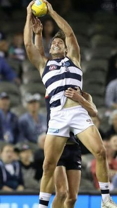 Tom Hawkins || round 3 || Cats v Demons.