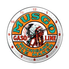 No documented information has been found about the Musgo Gasoline Company. I've heard that Musgo was around in 1929 because Musgo Globes have 1929 stamped onto them. The Musgo Gasoline Company was located in Muskegon, Michigan. The Musgo Gasoline Company was around for about 18 months. It is believed that the Musgo Company went out of business because they went bankrupt. Musgo Gasoline Signs/Globes are saught after by collectors and are Extremely rare. B Line, Quartz Clock Movements, Garage Signs, Going Out Of Business, Gas Pumps, American Made, Clear Acrylic, Canvas Prints, Clocks