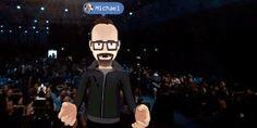"""Facebook cria um """"Second Life"""" em Realidade Virtual - http://www.showmetech.com.br/facebook-avatar-em-realidade-virtual/"""