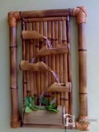 8 Astute Cool Tips: Simple Backyard Garden Walkways easy garden ideas roots.Home Garden Ideas Pest Control backyard garden house awesome. Bamboo House, Bamboo Garden, Bamboo Fence, Shade Garden, Bamboo Fountain, Indoor Fountain, Bamboo Art, Bamboo Crafts, Bamboo Furniture