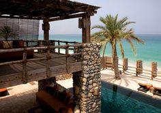 Séjour de luxe, Hôtel Six Senses Zighy Bay, Sultanat d'Oman - Privilèges Voyages