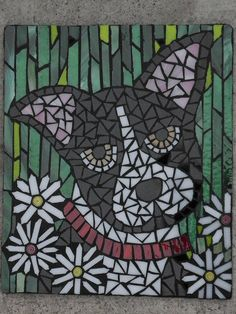 Boston Terrier Mosaic | Flickr - Photo Sharing!