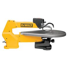 DEWALT 20 in. Variable-Speed Scroll Saw-DW788 at The Home Depot