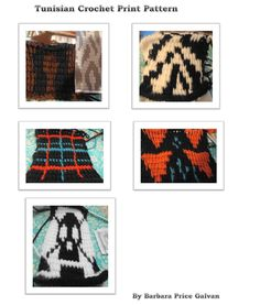 My new ebook on Tunisian   http://www.amazon.com/Tunisian-Crochet-Print-Patterns-ebook/dp/B00C8CPKNA/