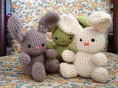 Ravelry: Emma Bunny Rabbit pattern by Adorable Amigurumi