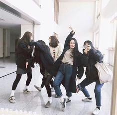 Best friendsYou can find Ulzzang and more on our website. Korean Ulzzang, Ulzzang Boy, Korean Girl, Kpop Girl Groups, Kpop Girls, Ulzzang Fashion, Korean Fashion, Couple Ulzzang, Korean Best Friends