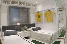 apartamentos decorados quartos - Pesquisa Google