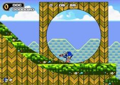 Enjoy cool adventures with Sonic here