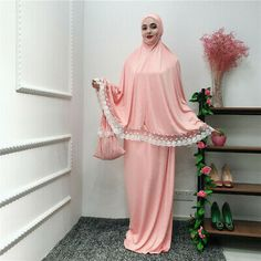 Get This Ramadan Robe Abaya Dubai Turkey Hijab Muslim Dress Kaftan . Maxi Outfits, Muslim Hijab, Muslim Dress, Dress Robes, Hijab Dress, Dress Shirts, Muslim Fashion, Hijab Fashion, Niqab