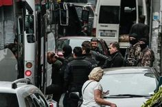 """İstanbul's anti-terror police teams have raided İdil Cultural Center where music group """"Grup Yorum"""" carries out its musical works and detained nine people. Properties and instrume…"""