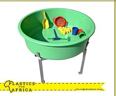 Hey kids! Summer is here and time to have fun in the sun with our assorted sand/water play tables and basins! Get yours from your nearest #PlasticsForAfrica branch today! #SummerIsHere