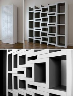 Expanding Bookcase For Relative Dimensions In Time And Space.
