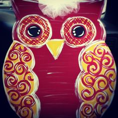 We adore all crafted owls!