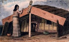 Polynesian People, Maori Art, He Is Able, Far Away, Blacksmithing, New Zealand, The Past, Things To Come, Carving