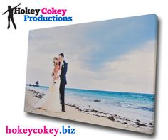 Absolutely stunning image of two people as they are getting married! Dream Images, Personalised Canvas, Absolutely Stunning, Getting Married, Dreaming Of You, Polaroid Film, Canvas Prints, People, Custom Canvas