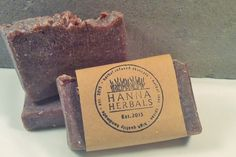 Oatmeal Exfoliating Soap - Fragrance free - all natural soap - hot processed soap by HannaHerbals on Etsy