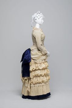 This bridesmaid's dress was worn by Isabella Cameron Murray at her younger sister Mary's wedding on March 21st, 1883 to Varney Parkes, architect, businessman, politician and son of New South Wales Premier and 'Father of Federation', Sir Henry Parkes. This dress, along with her sister Mary's wedding ...